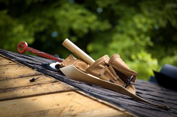Podbitka dachowa - montaż