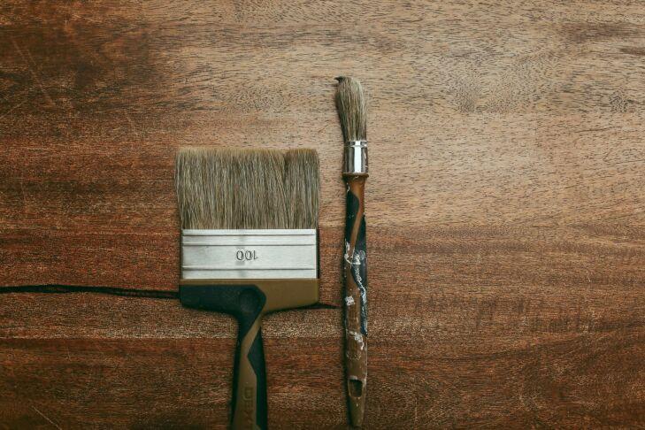 Malowanie płytek - jaka farba?