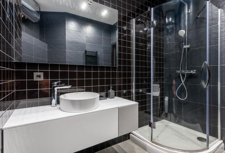 Lustro do nowoczesnej łazienki