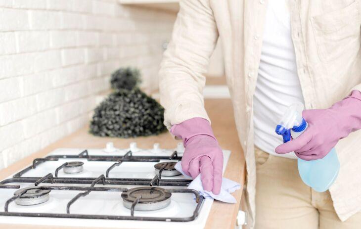 Remont kuchni - sprzęty AGD