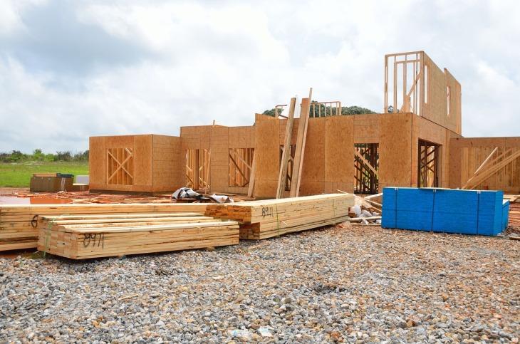 budowa domu z płyt osb