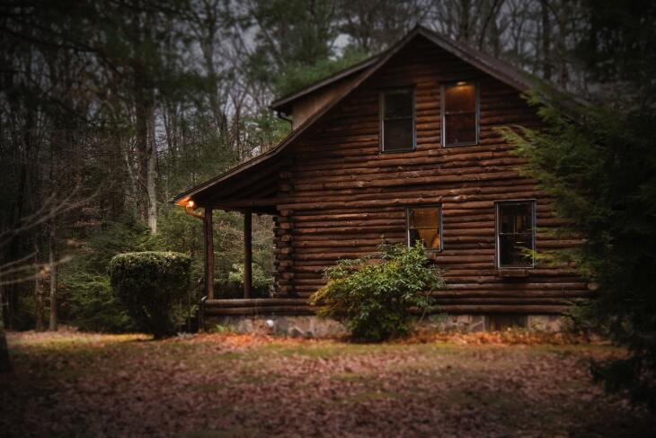elewacja starego domu