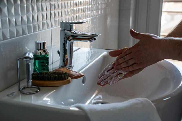 Bateria do umywalki