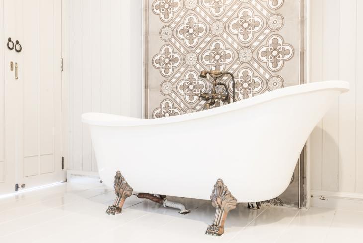 Armatura łazienkowa wanna wolnostojąca
