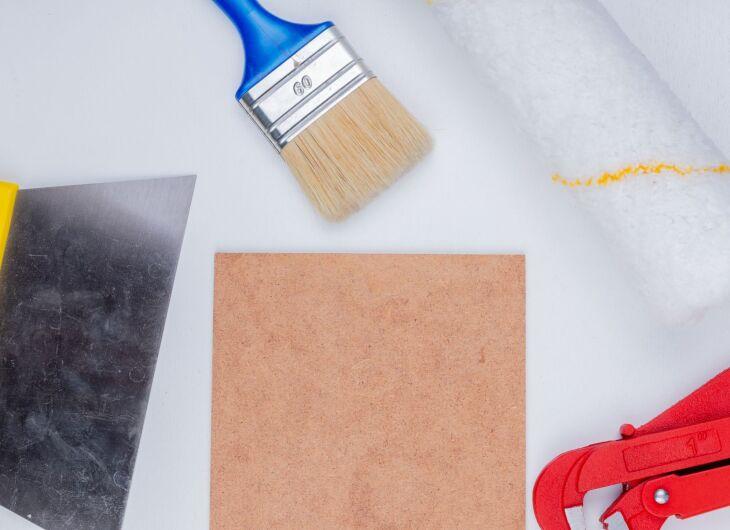 Malowanie płytek - cena