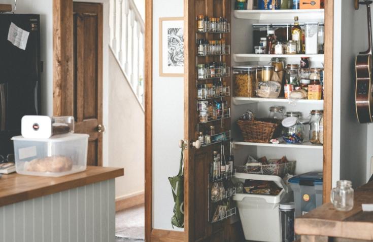 Spiżarnia w kuchni - jak ją zaprojektować?