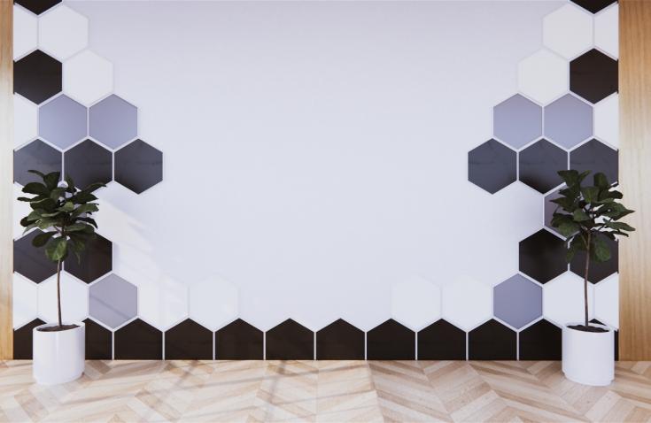 Płytki heksagonalne
