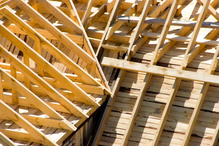 Gotowe wiązary dachowe