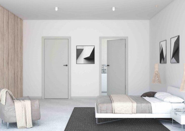 Na zdjęciu wizualizacja technologii odwrotnej przylgi na przykładzie drzwi DRE.