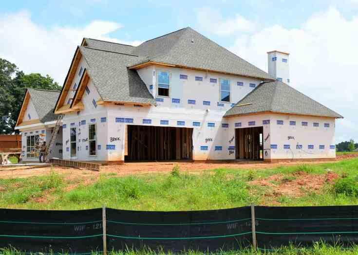 Jak budować dom by ściany nie przemarzały
