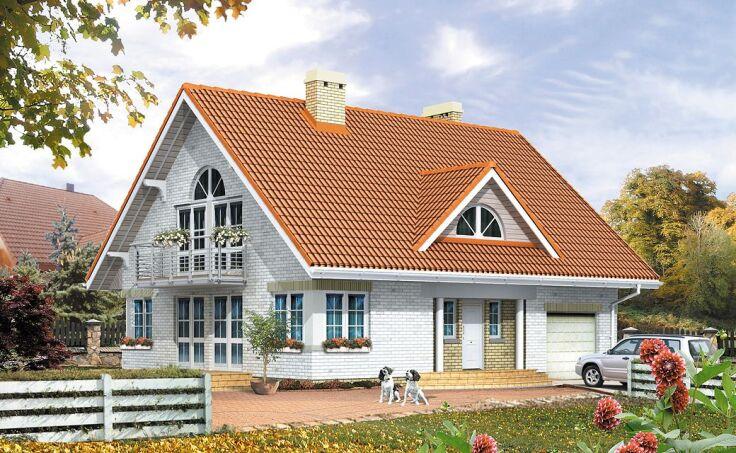 Projekty domów w stylu angielskim