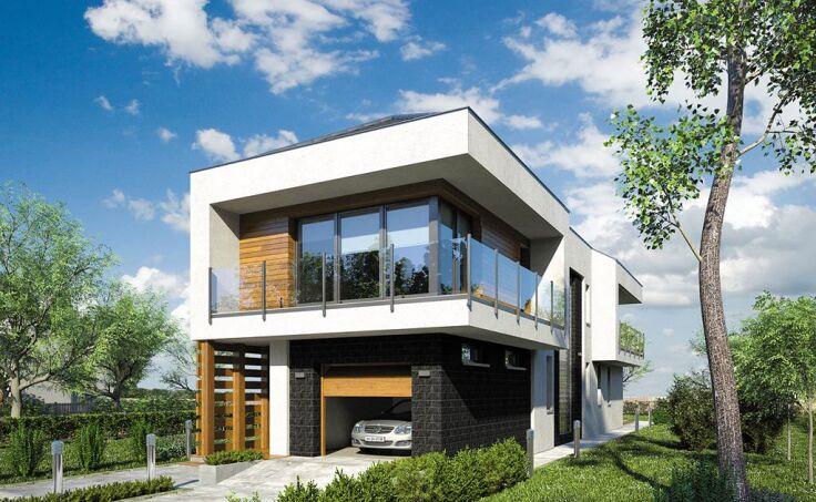 Projekt Modern House