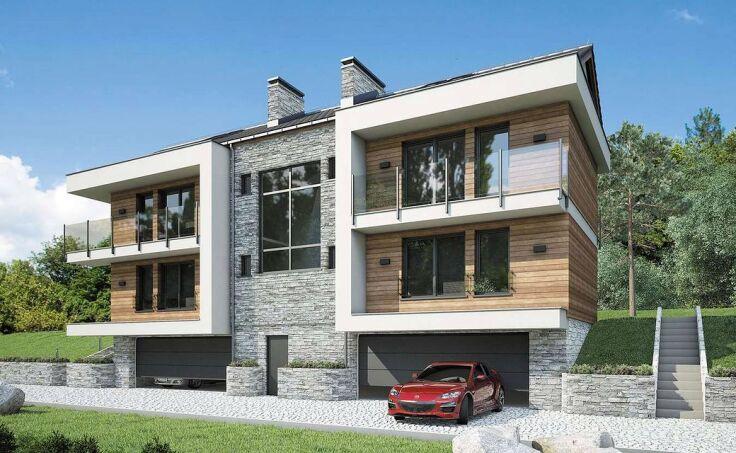 Projekty domów wielorodzinnych - jak wybrać projekt domu dla wielopokoleniowej rodziny?