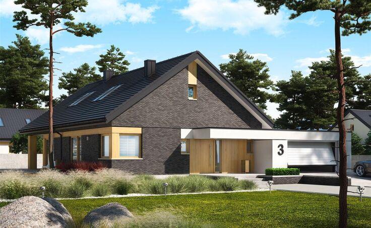 Na czym polega posadowienie domu energooszczędnego?