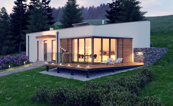 Jak zaplanować budowę domu na pochyłej działce?