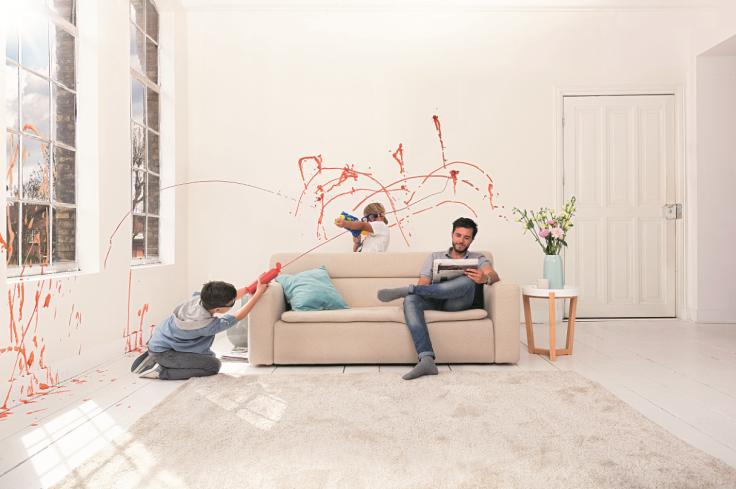 Jaką farną pomalować wnętrze?