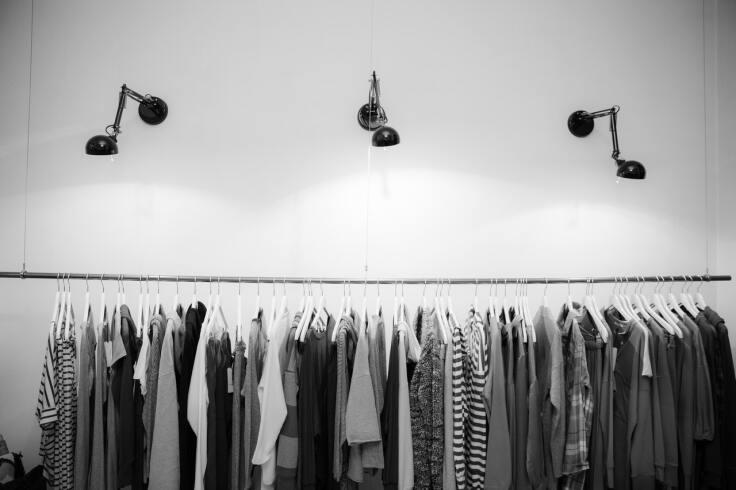Garderoba na poddaszu - oświetlenie