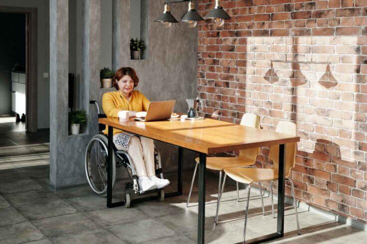 Dom dla osoby niepełnosprawnej