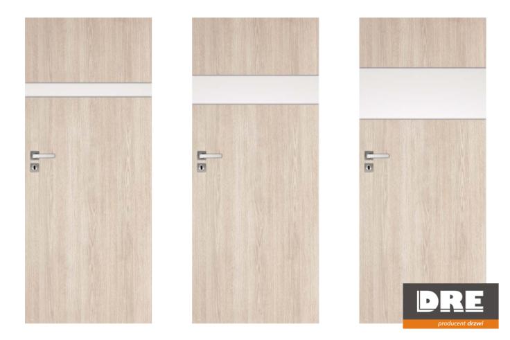 Drzwi łazienkowe RIM - DRE Drzwi łazienkowe od producenta drzwi DRE – Model: RIM