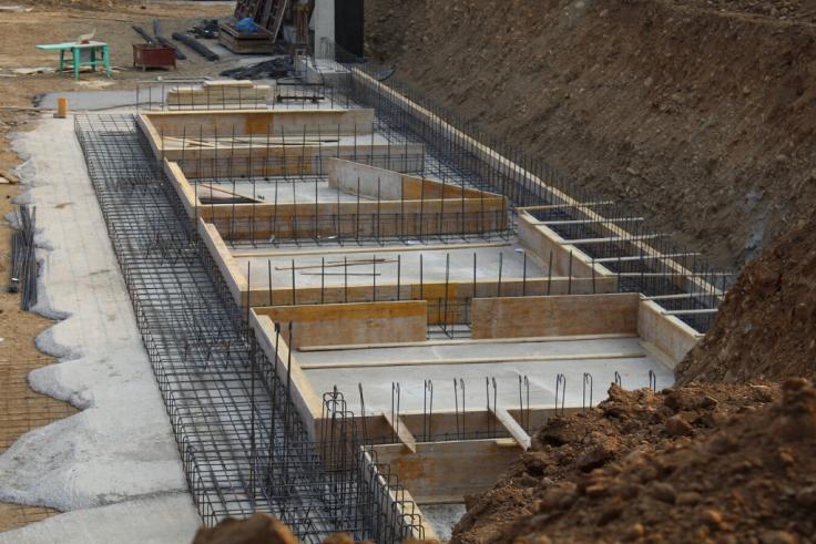 Jak wytyczyć fundamenty domu