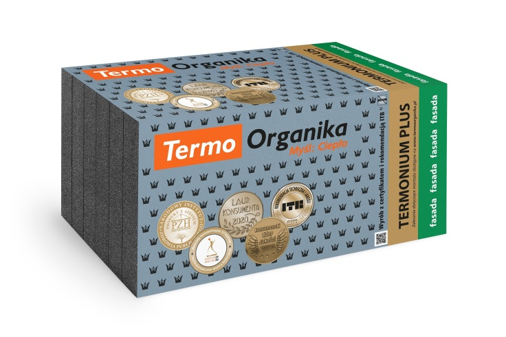 Styropian Termonium Plus, kluczowy element systemu TERMONIUM