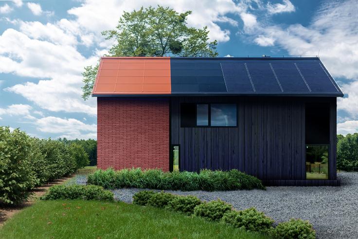 kolorowy dach solarny SunRoof w Polsce