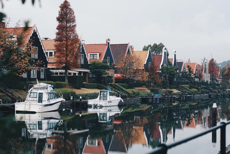Domy w stylu holenderskim