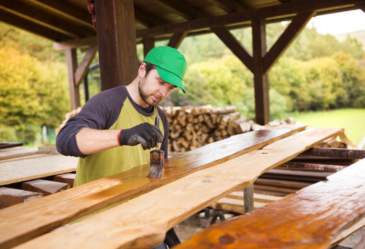 lazura do drewna