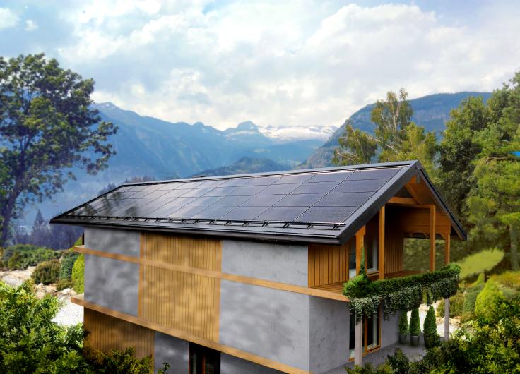 Dach SunRoof w Szwajcarii