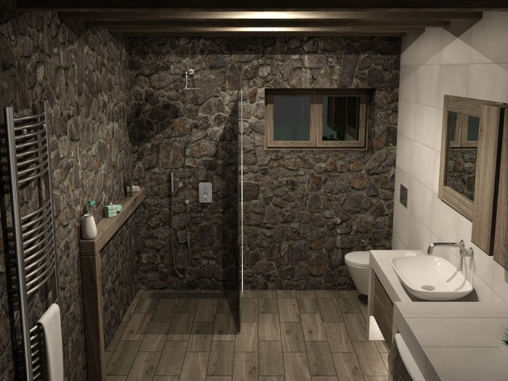 Nowoczesny grzejnik łazienkowy